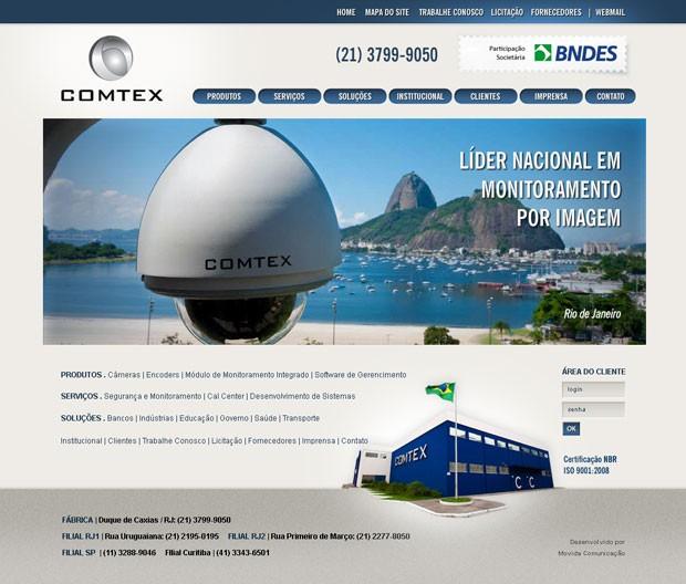 Comtex Website
