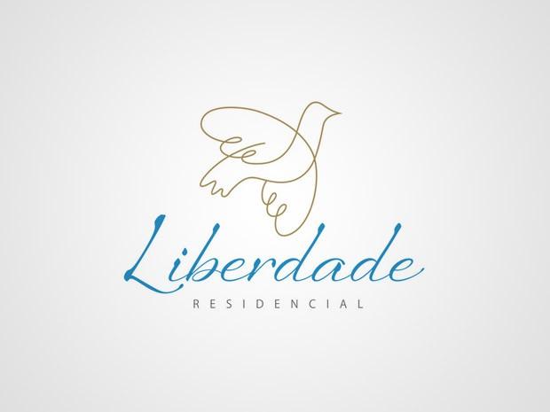 Criação da Logomarca do Empreendimento Liberdade