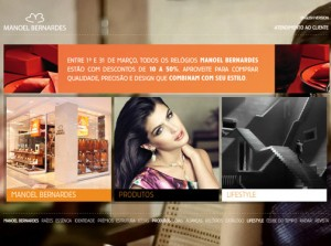 Site Manoel Bernardes