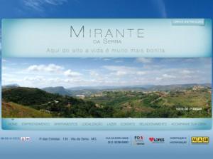 MASB - Criação de Hotsites para empreendimentos Mirante da Serra e Unique