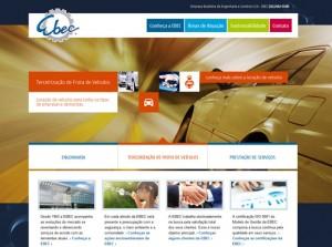 Criação do Site EBEC